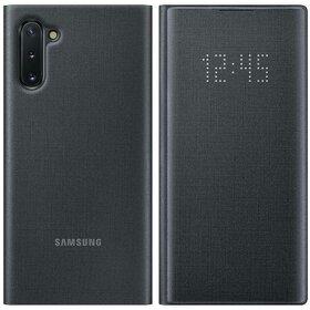 Husa Flip cu Display LED Samsung LED View pentru Samsung Galaxy Note 10