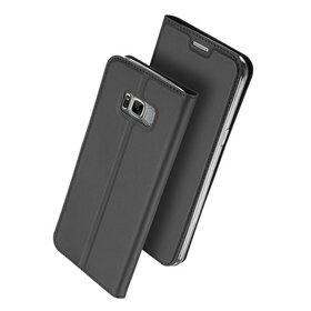 Husa Flip DUX pentru S8 Plus Black