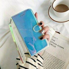 Husa Flip Mirror 3D pentru Galaxy A51