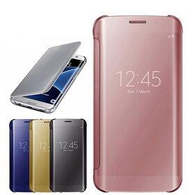 Husa Flip Mirror pentru Galaxy S6 Edge