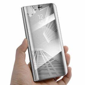 Husa Flip Mirror pentru Galaxy S7 Edge