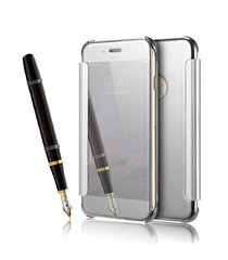 Husa Flip Mirror pentru iPhone 7