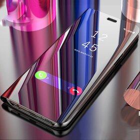 Husa Flip Mirror pentru iPhone 7 Plus