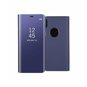 Husa Flip Mirror pentru iPhone XR Purple