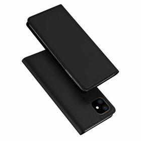 Husa flip tip Carte DUX DUCIS Skin Pro pentru iPhone 11