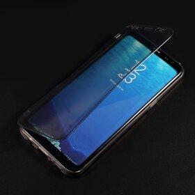 Husa Flip Transparenta pentru Galaxy S8