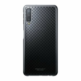 Husa Gradation pentru Galaxy A7 (2018) Black