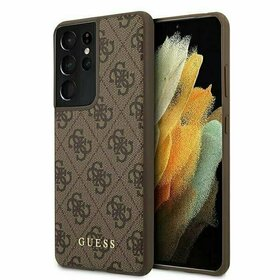 Husa Guess 4G Collection pentru Samsung Galaxy S21 Ultra