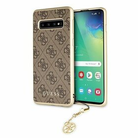 Husa Guess Charms Collection pentru Galaxy S10 Plus