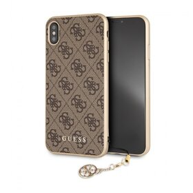 Husa Guess Charms Collection pentru iPhone X/ iPhone XS