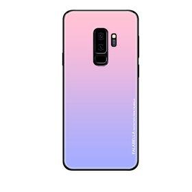 Husa Hybrid Back Degrade pentru Galaxy S9 Plus Pink