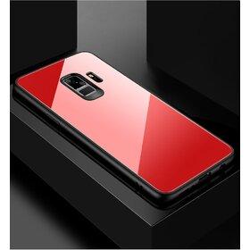 Husa Hybrid Back pentru Galaxy A6 (2018) Red