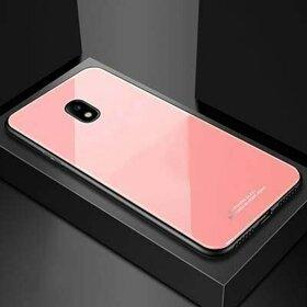 Husa Hybrid Back pentru Galaxy J5 (2017) Rose Gold