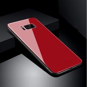 Husa Hybrid Back pentru Galaxy S8 Red
