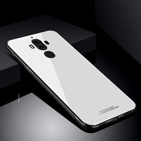 Husa Hybrid Back pentru Huawei Mate 10 Pro White