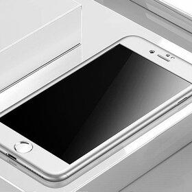 Husa 360 pentru iPhone 6/6s Silver