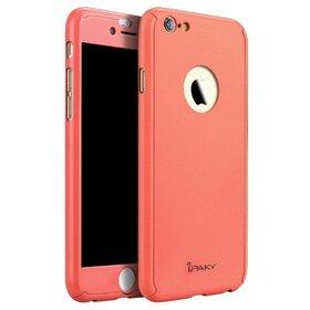 Husa iPaky 360 pentru iPhone 6/6s decupata