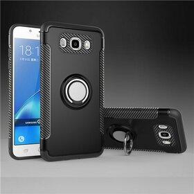 Husa Armor cu inel si magnet pentru Galaxy J5 (2016)