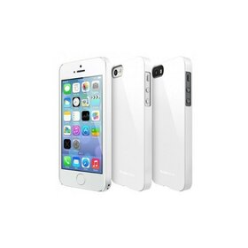 Husa iPhone  5/5s Ringke SLIM iPhone LF WHITE