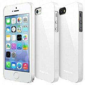 Husa iPhone  5/5s Ringke SLIM iPhone LF WHITE