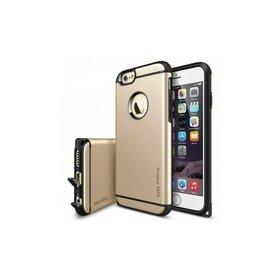Husa iPhone 6 / 6s Ringke ARMOR MAX ROYAL GOLD+BONUS folie protectie display Ringke
