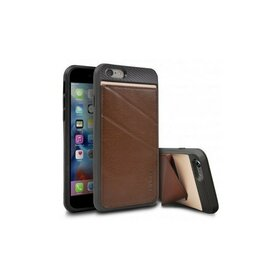 Husa iPhone 6/6s Ringke EDGE BROWN + BONUS folie protectie display