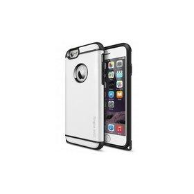 Husa iPhone 6 Plus / 6s Plus Ringke ARMOR MAX ALB+BONUS Ringke Invisible Defender Screen Protector