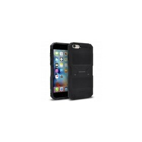Husa iPhone 6 Plus / 6s Plus Ringke REBEL BLACK + folie Ringke cadou