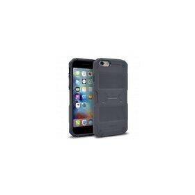 Husa iPhone 6 Plus / 6s Plus Ringke REBEL GREY + folie Ringke cadou