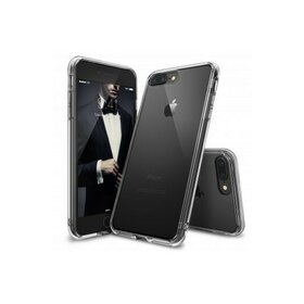 Husa iPhone 7 Plus Ringke FUSION CRYSTAL VIEW + BONUS folie protectie display Ringke