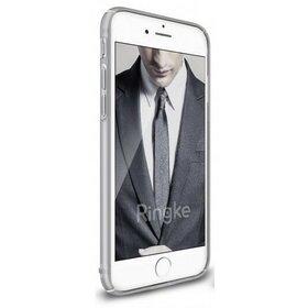 Husa iPhone 7 Ringke Slim FROST GREY + BONUS folie protectie display Ringke