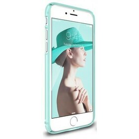 Husa iPhone 7 Ringke Slim FROST MINT + BONUS folie protectie display Ringke