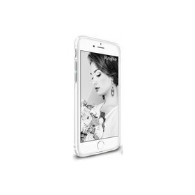 Husa iPhone 7 Ringke Slim FROST WHITE + BONUS folie protectie display Ringke