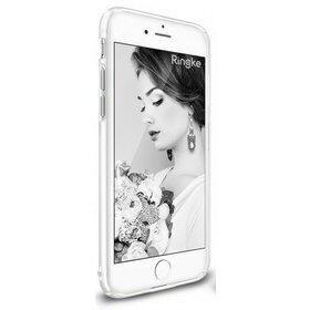 Husa iPhone 7 Ringke Slim FROST WHITE + BONUS folie protectie display Ringke