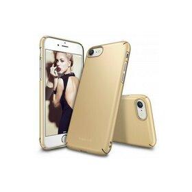 Husa iPhone 7 Ringke Slim ROYAL GOLD + BONUS folie protectie display Ringke