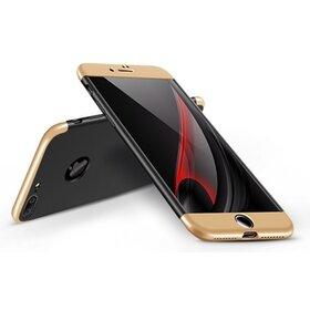 Husa iPhone SE 2 (2020) / iPhone 7 / iPhone 8 model Shield 360 GKK Black&Gold