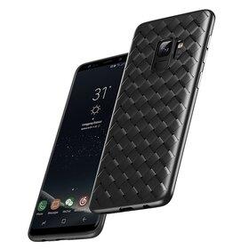 Husa Leather Baseus pentru Galaxy S9