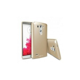 Husa LG G3 Ringke SLIM ROYAL GOLD+BONUS folie protectie display Ringke