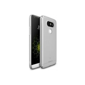 Husa LG G5 Ringke SLIM FROST GREY + BONUS folie protectie display Ringke