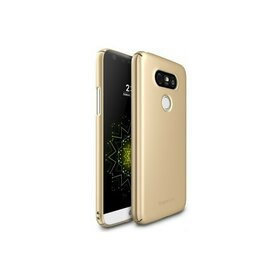 Husa LG G5 Ringke SLIM ROYAL GOLD + BONUS folie protectie display Ringke