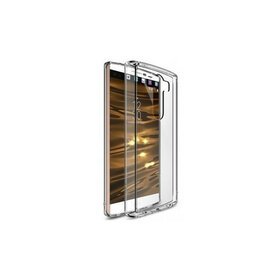 Husa LG V10 Ringke Fusion CRYSTAL VIEW TRANSPARENT + BONUS folie protect display Ringke