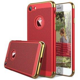Husa Luxury cu perforatii pentru iPhone 6/6s