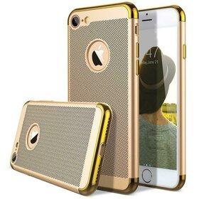 Husa Luxury cu perforatii pentru iPhone 7
