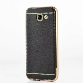 Husa Luxury Leather pentru Galaxy A3 (2017)