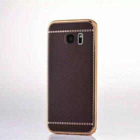 Husa Luxury Leather pentru Galaxy S7