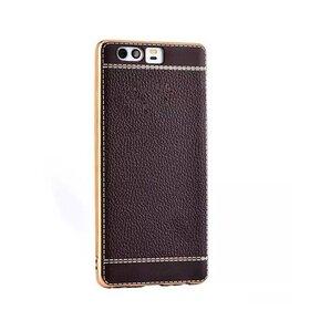 Husa Luxury Leather pentru Huawei P10