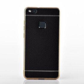 Husa Luxury Leather pentru Huawei P10 Lite