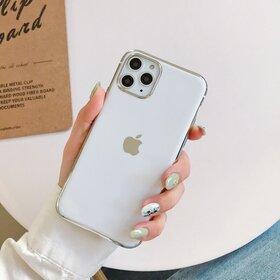 Husa Luxury pentru iPhone 11 White