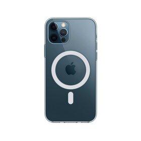 Husa MagSafe magnetica din TPU flexibil pentru iPhone 12 Pro Max