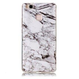 Husa Marble pentru Huawei P10 lite